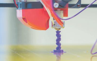De snelgroeiende toekomst van 3D-printers